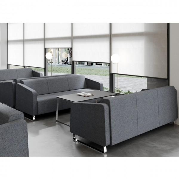 3er Sitz Sofa Büro Voddo