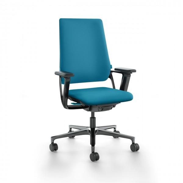 Klöber Connex2 Bürostuhl 3D Sitzfläche