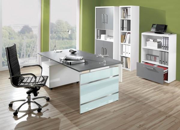 Büromöbel Set Domezk 5-teilig