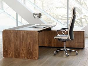 Echtholz Schreibtisch