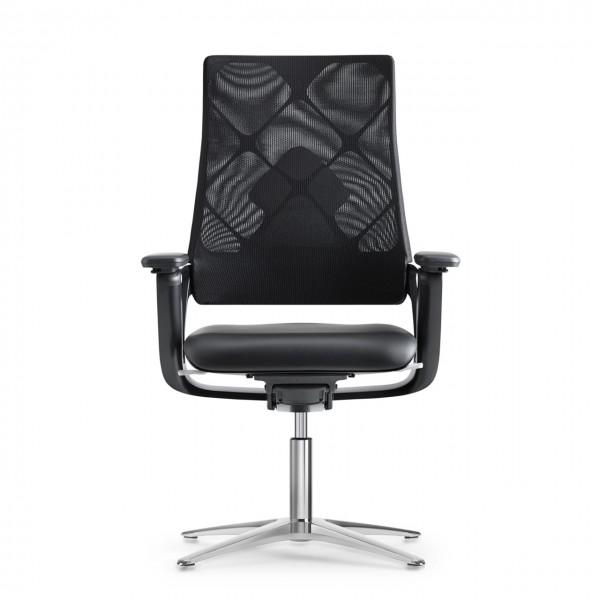 Klöber Stuhl Konferenzraum Netzrücken Modern