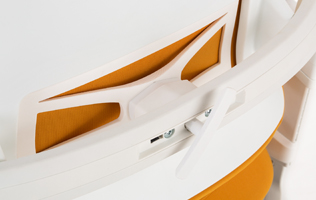 Rohde Grahl Xilium UPH/Plastic Lordosenstütze