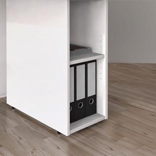 Stauraum-Element ohne Tür