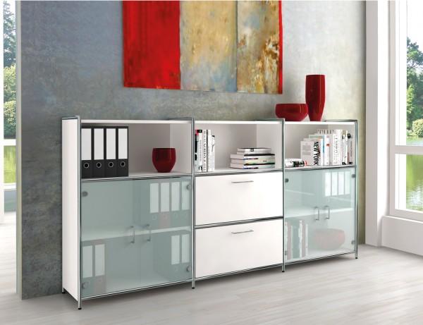 Sideboard Aktenschrank 3OH Domeek
