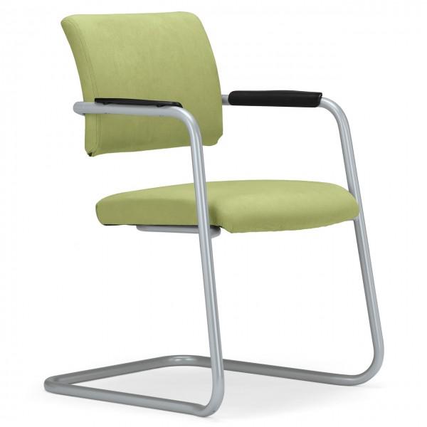 Rovo Chair Freischwinger XP 4405 A mit Armlehnen