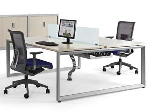 Büromöbel Teamarbeitsplatz