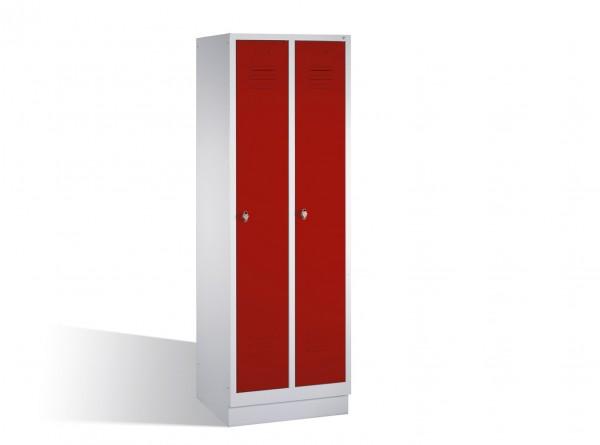 Garderobenschrank Stahl Design 61 x 180 x 50 cm