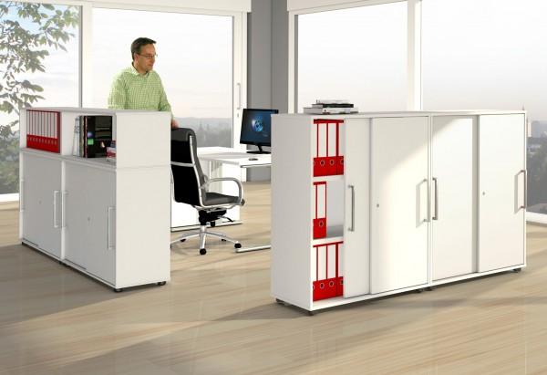 Büro Schränke als Raumteiler Dommo