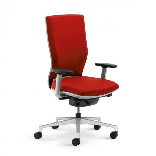 Klöber Moteo Perfect Bürostuhl Rücken ergonomisch