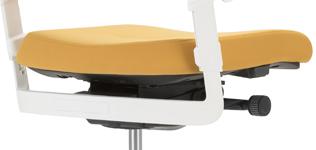 Xilium Rückenbügel W - weiß