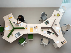 Mehrpersonenbüro