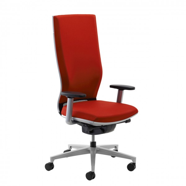 Klöber Moteo Perfect Bürostuhl hohe Rückenlehne