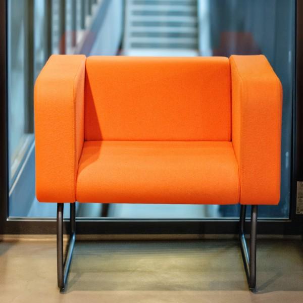 Sessel Büro Lounge Lowgann