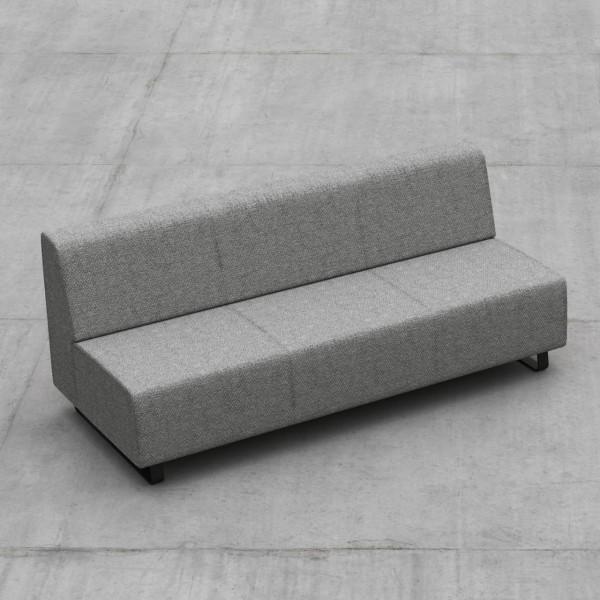 Modulare Couch 3 Sitzer Voddo